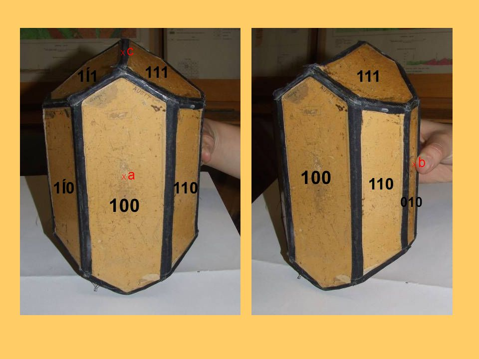 X c 111 1Í1 111 X b X a 100 110 1Í0 110 100 010