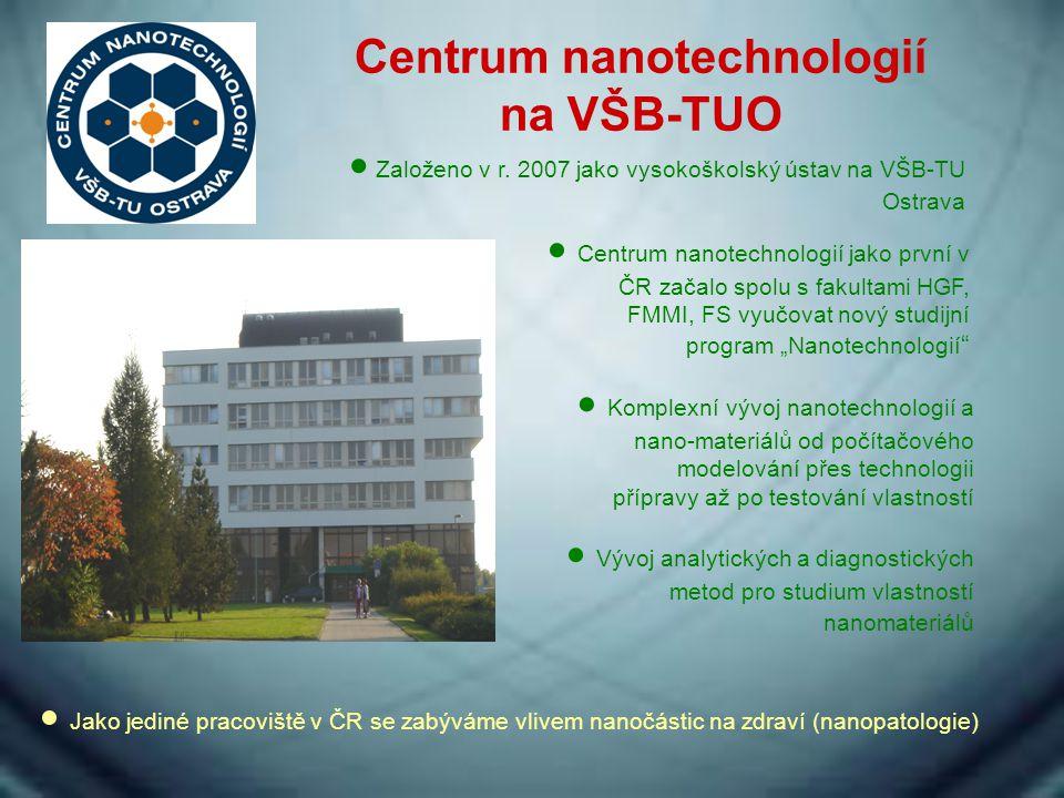 Centrum nanotechnologií