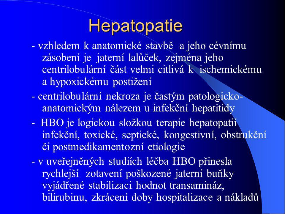 Hepatopatie