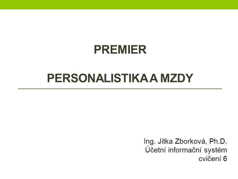 premieR personalistika a mzdy