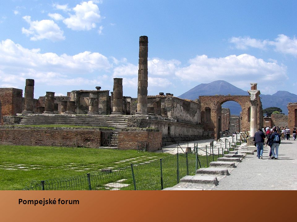 Pompejské forum