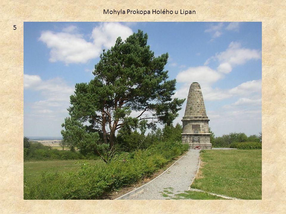 Mohyla Prokopa Holého u Lipan