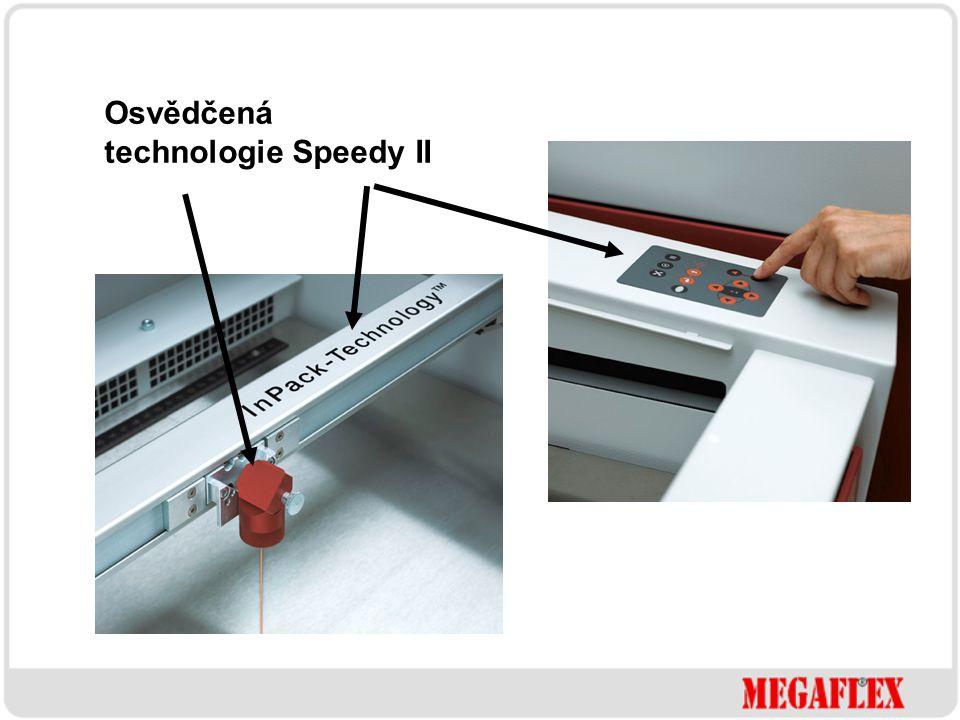 Osvědčená technologie Speedy II