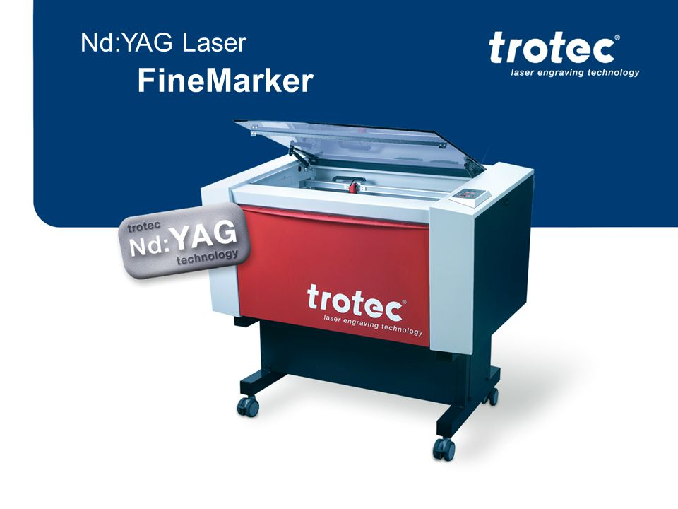 FineMarker Nd:YAG Laser