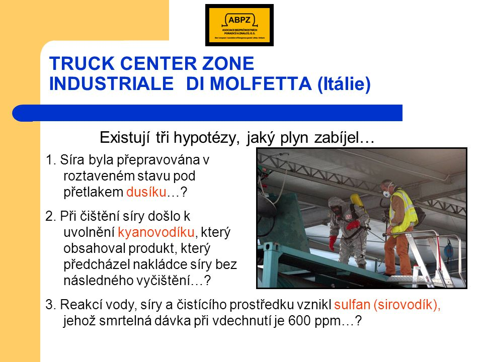 TRUCK CENTER ZONE INDUSTRIALE DI MOLFETTA (Itálie)