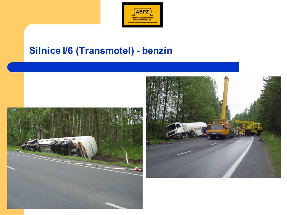 Silnice I/6 (Transmotel) - benzín