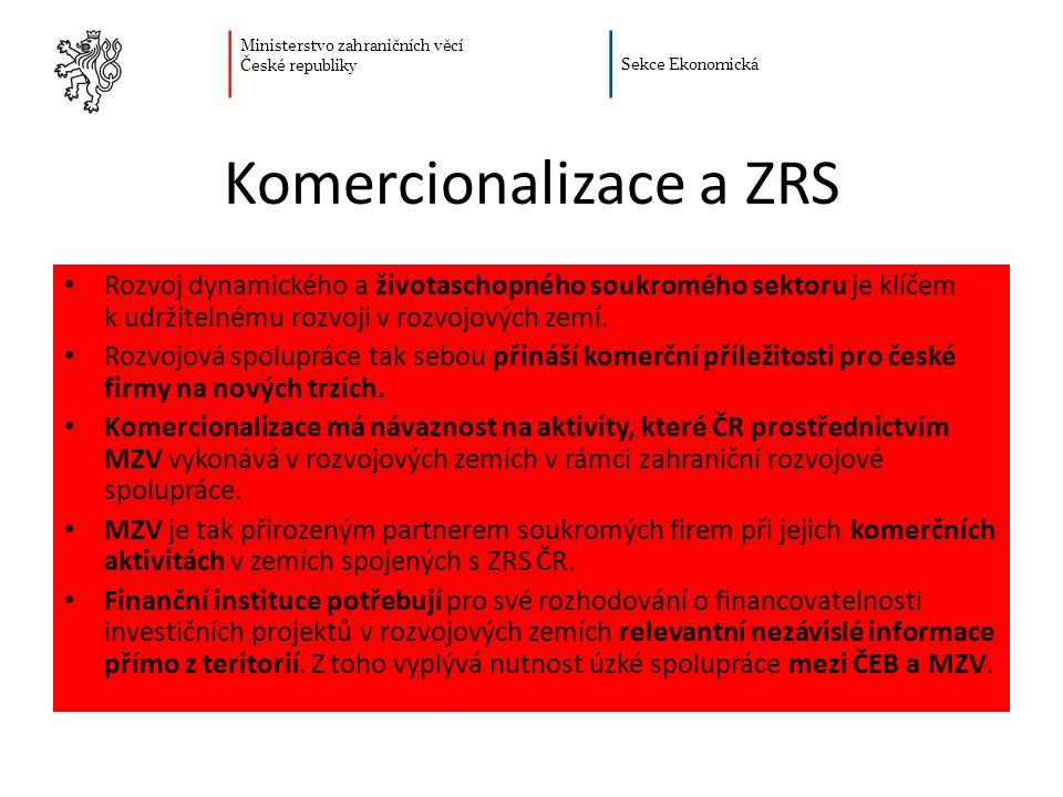 Komercionalizace a ZRS