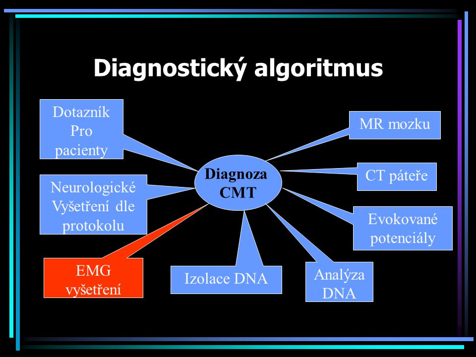 Diagnostický algoritmus