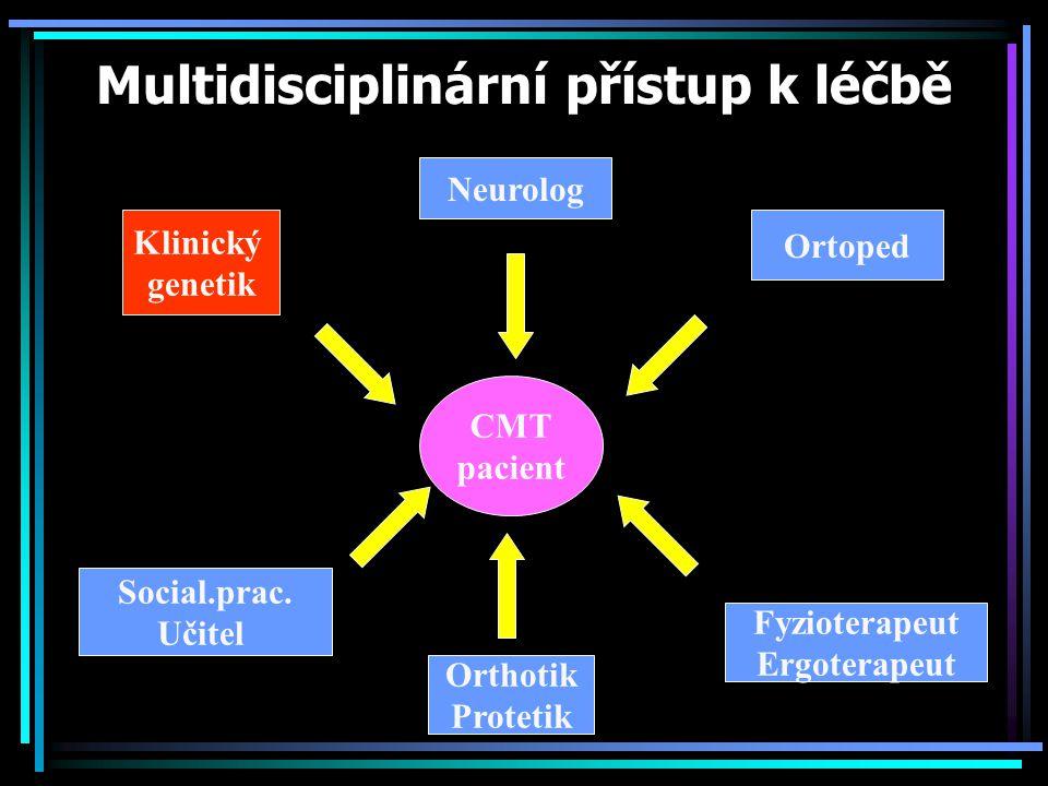 Multidisciplinární přístup k léčbě