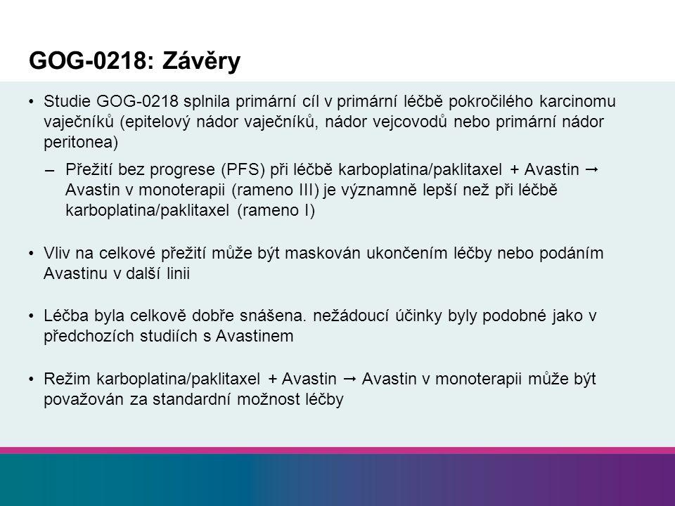 GOG-0218: Závěry