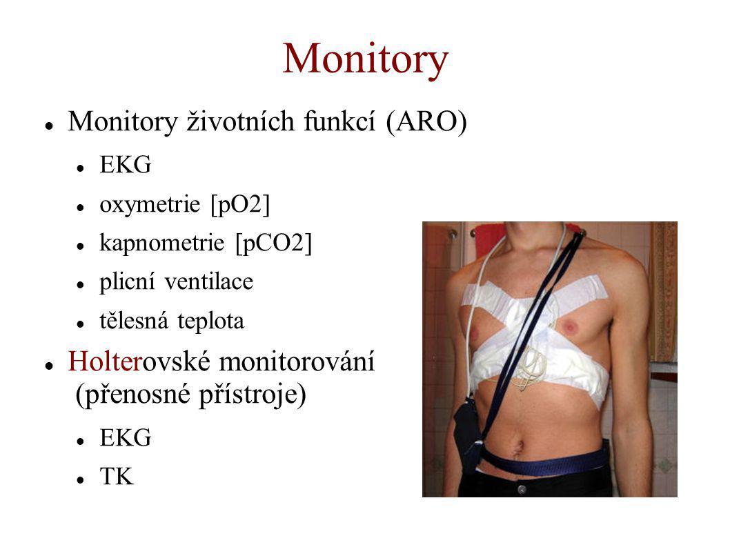 Monitory Monitory životních funkcí (ARO)