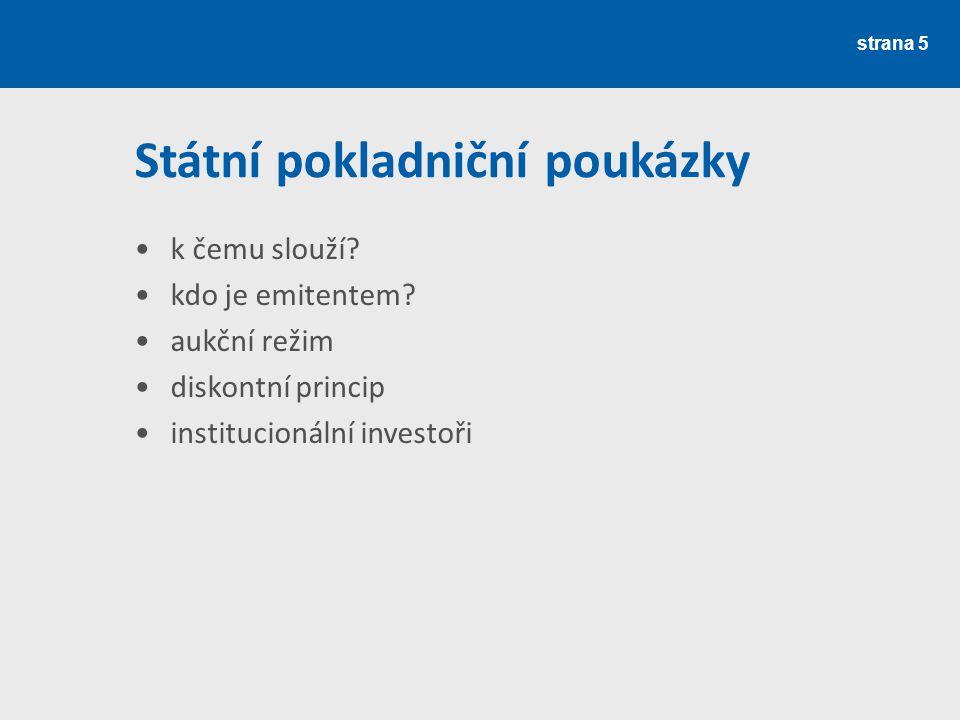 Státní pokladniční poukázky