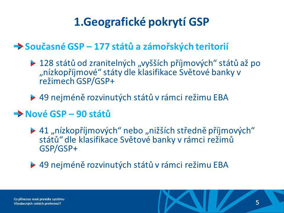 1.Geografické pokrytí GSP