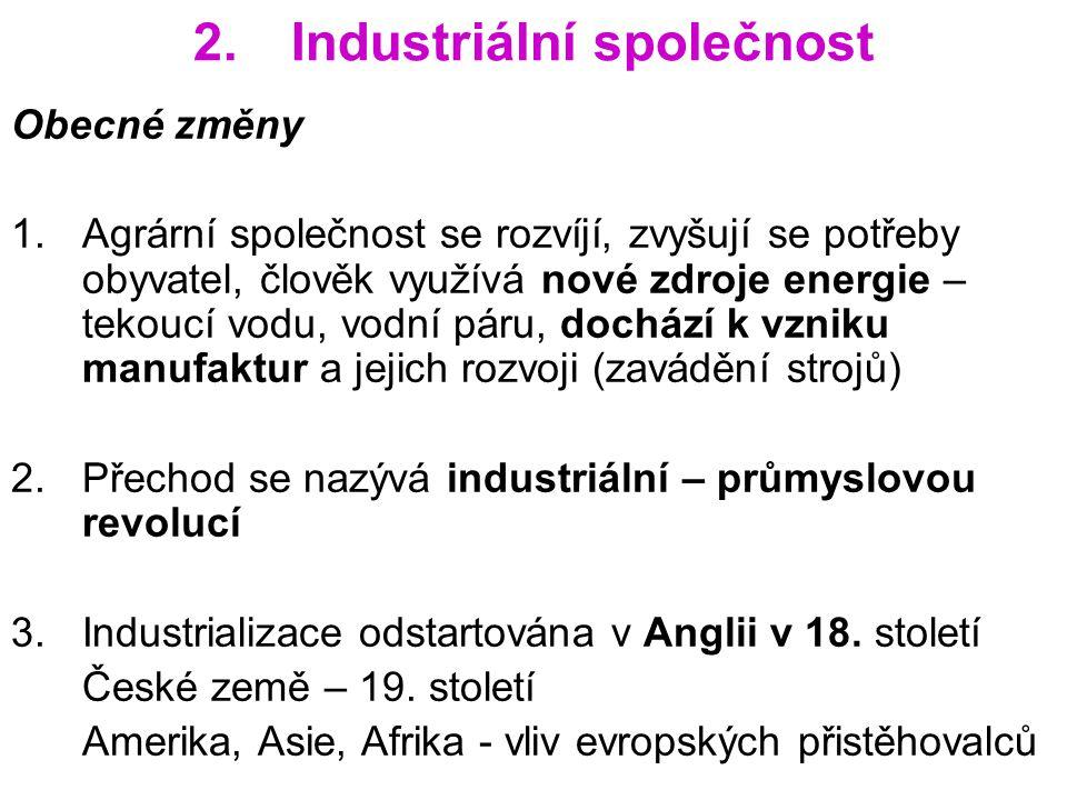 Industriální společnost