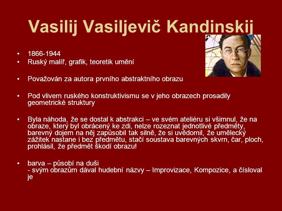Vasilij Vasiljevič Kandinskij