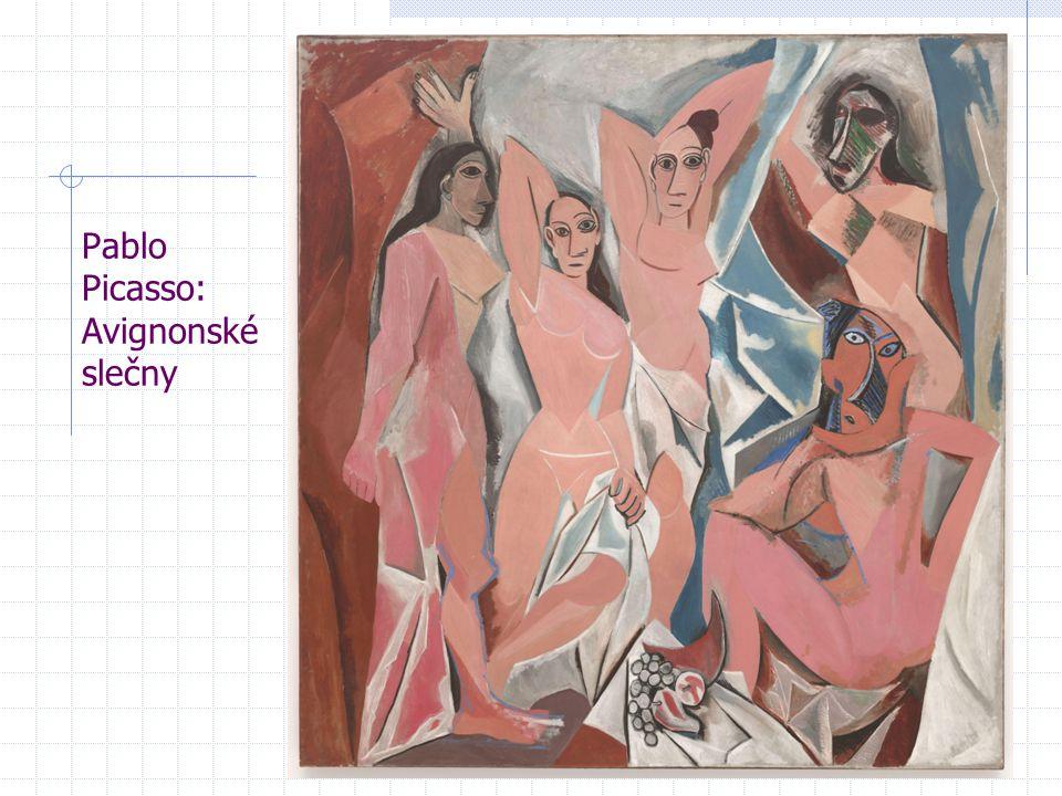 Pablo Picasso: Avignonské slečny
