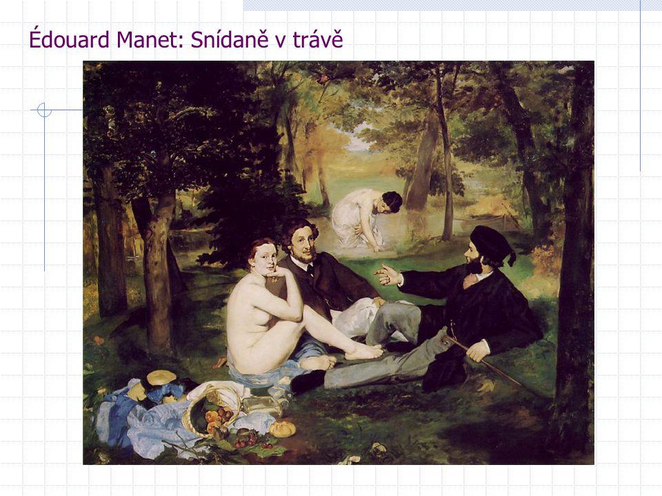 Édouard Manet: Snídaně v trávě