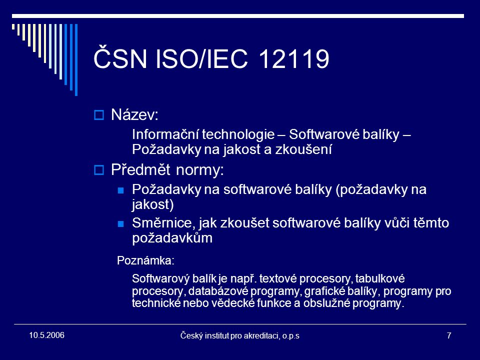 Český institut pro akreditaci, o.p.s