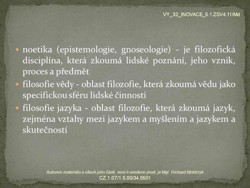 VY_32_INOVACE_5.1.ZSV4.11/Md