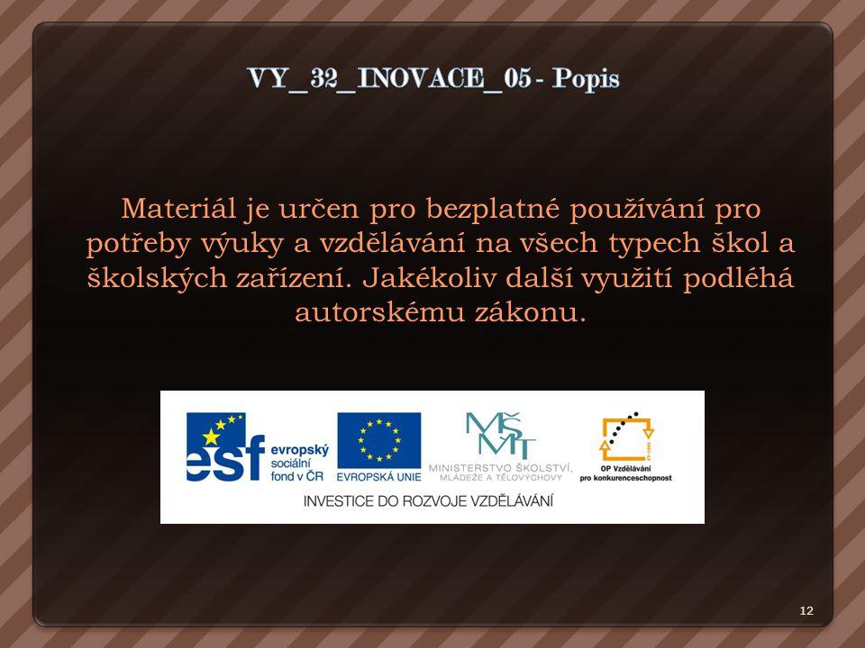 VY_32_INOVACE_05 - Popis
