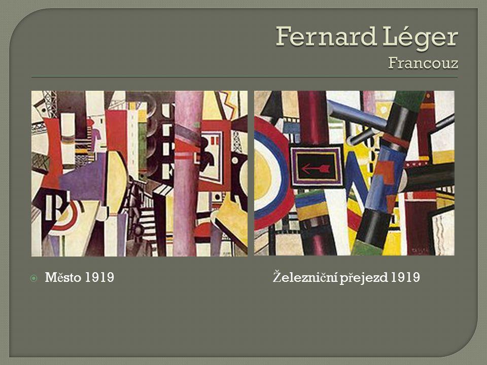 Fernard Léger Francouz