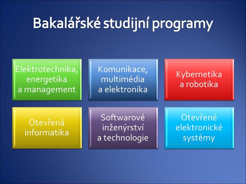 Bakalářské studijní programy