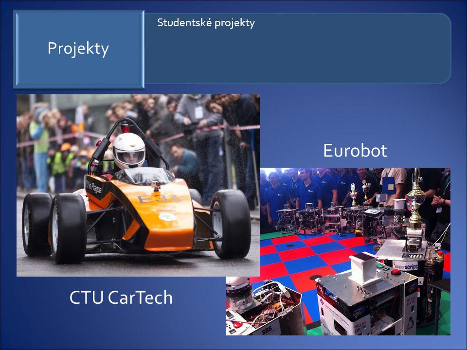 Projekty Studentské projekty Eurobot CTU CarTech