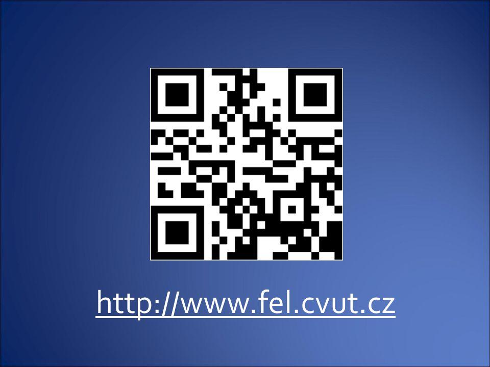 http://www.fel.cvut.cz Závěrečný slide