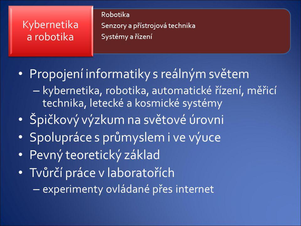 Kybernetika a robotika