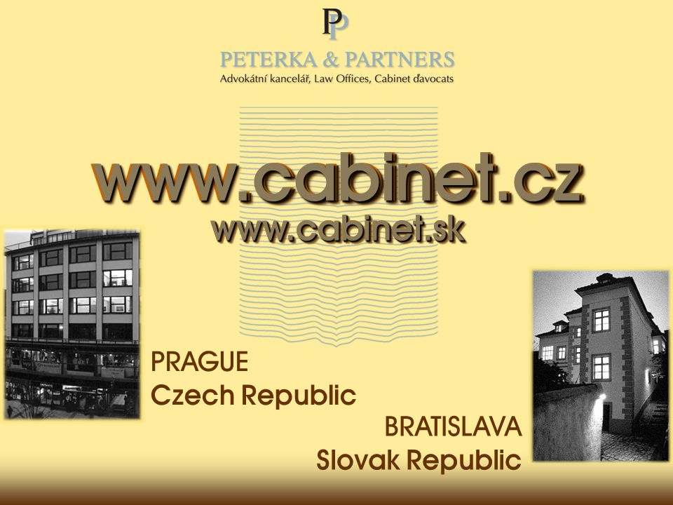 www.cabinet.cz www.cabinet.cz