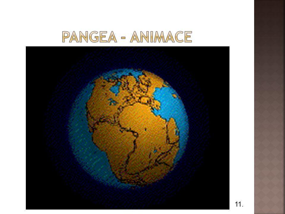 Pangea - animace 11.