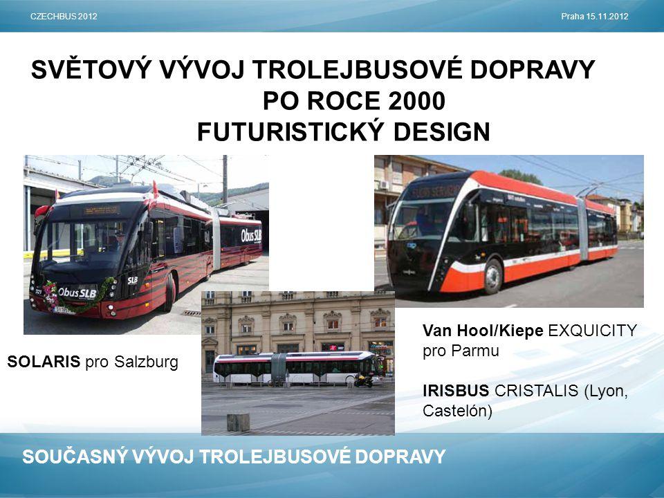 PO ROCE 2000 FUTURISTICKÝ DESIGN