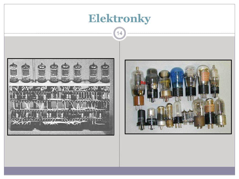 Elektronky