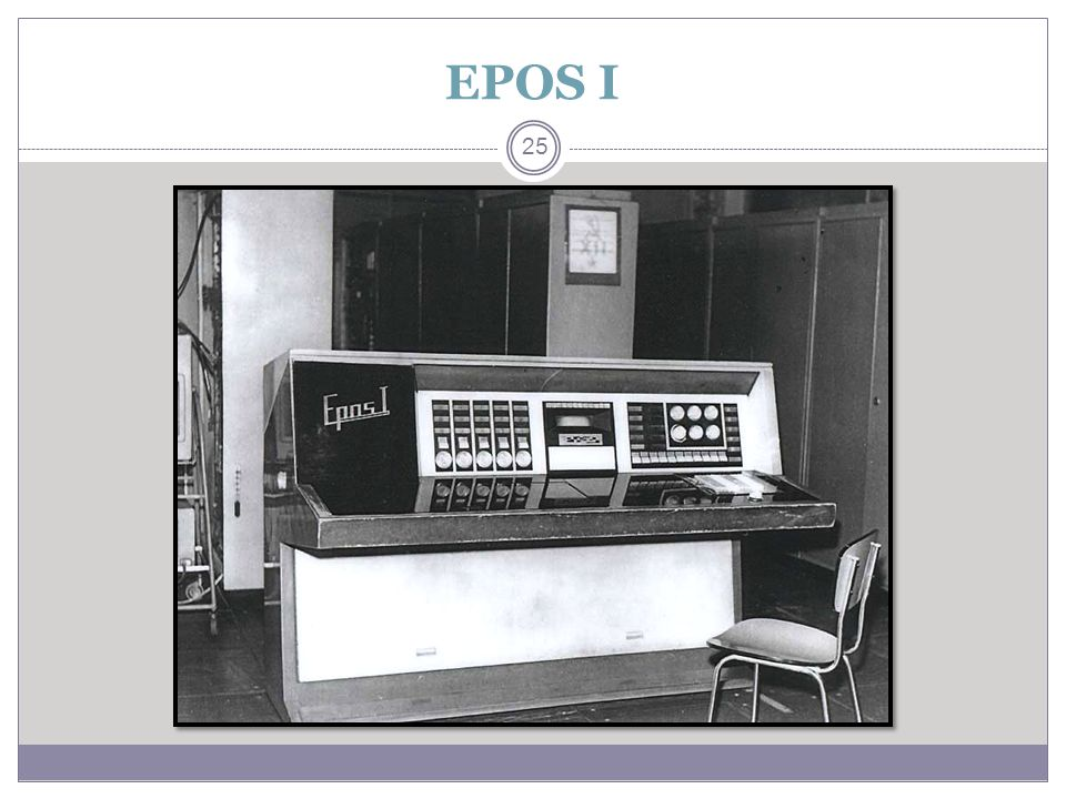 EPOS I