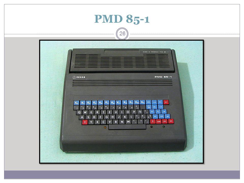 PMD 85-1
