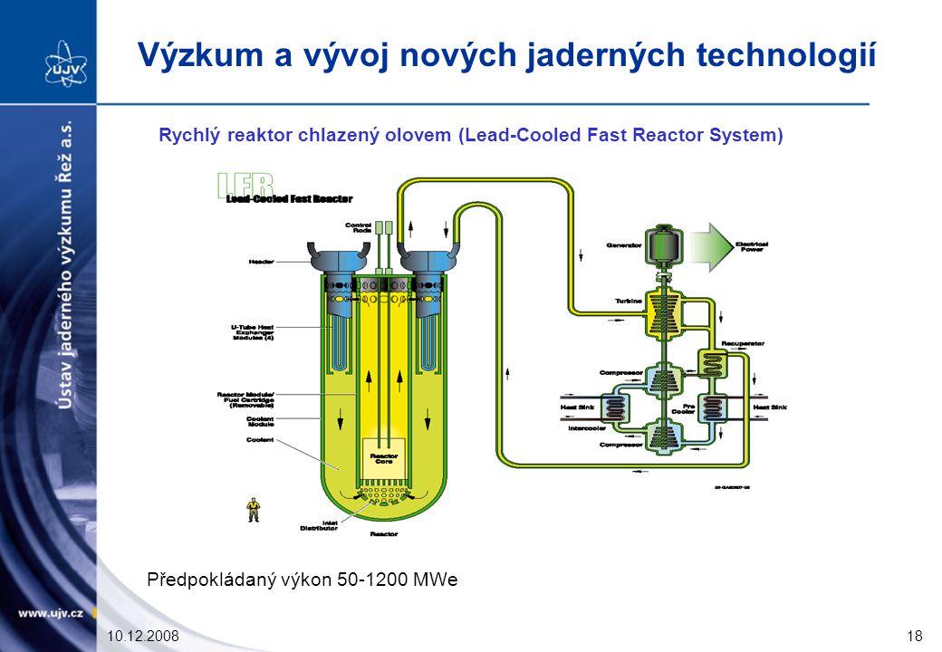 Rychlý reaktor chlazený olovem (Lead-Cooled Fast Reactor System)