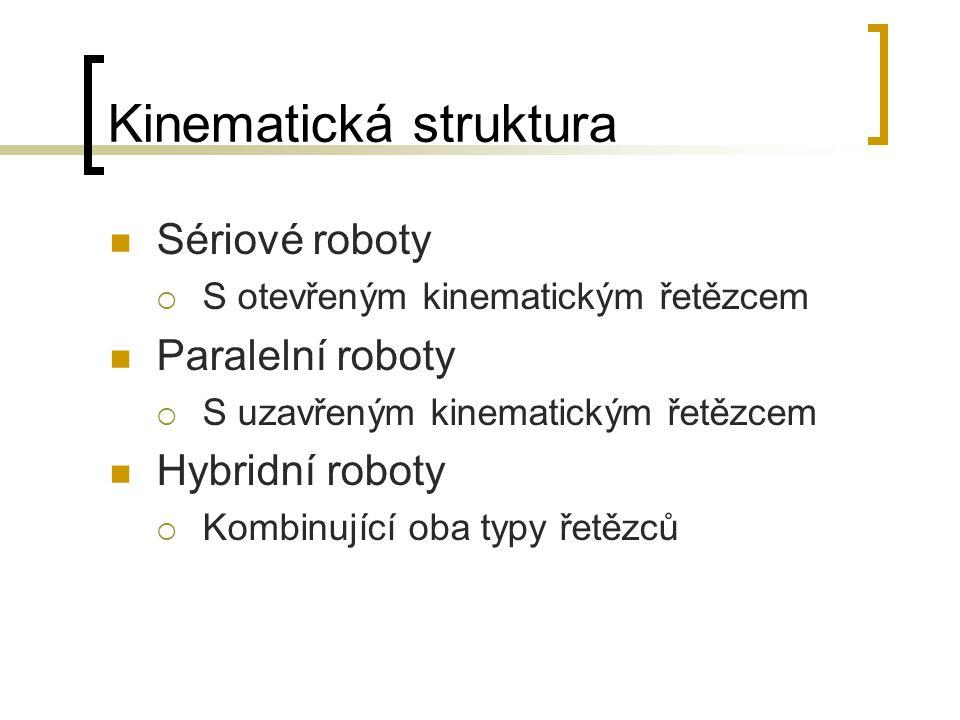 Kinematická struktura