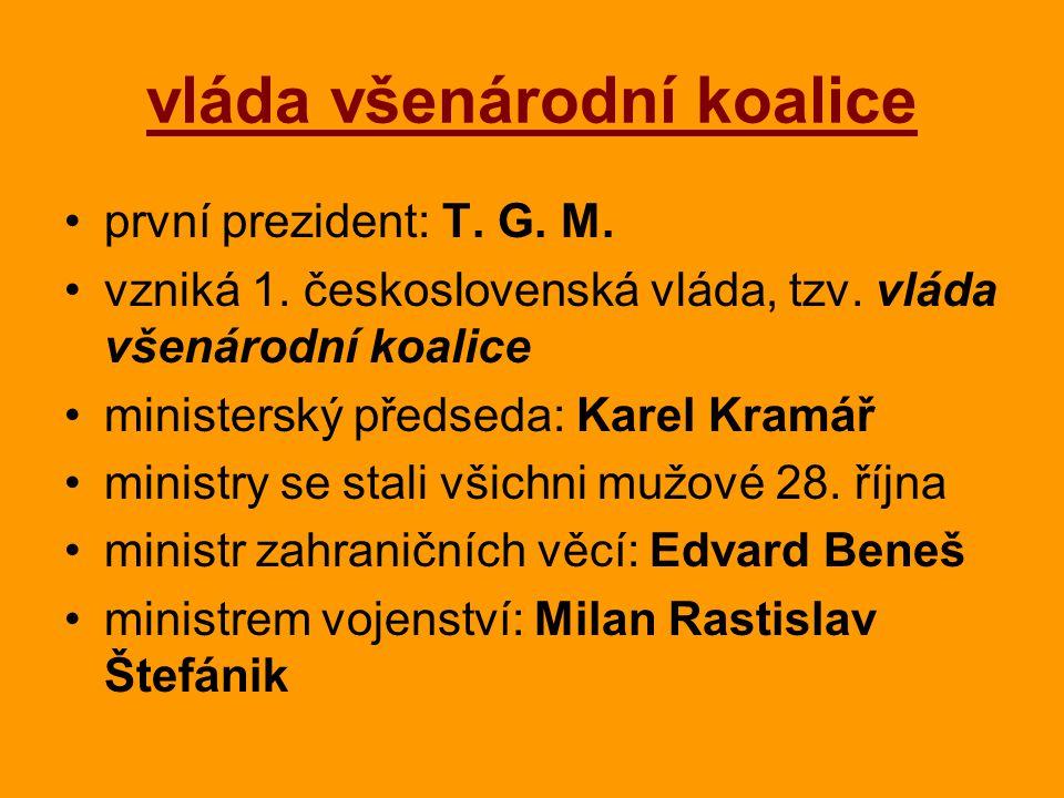 vláda všenárodní koalice