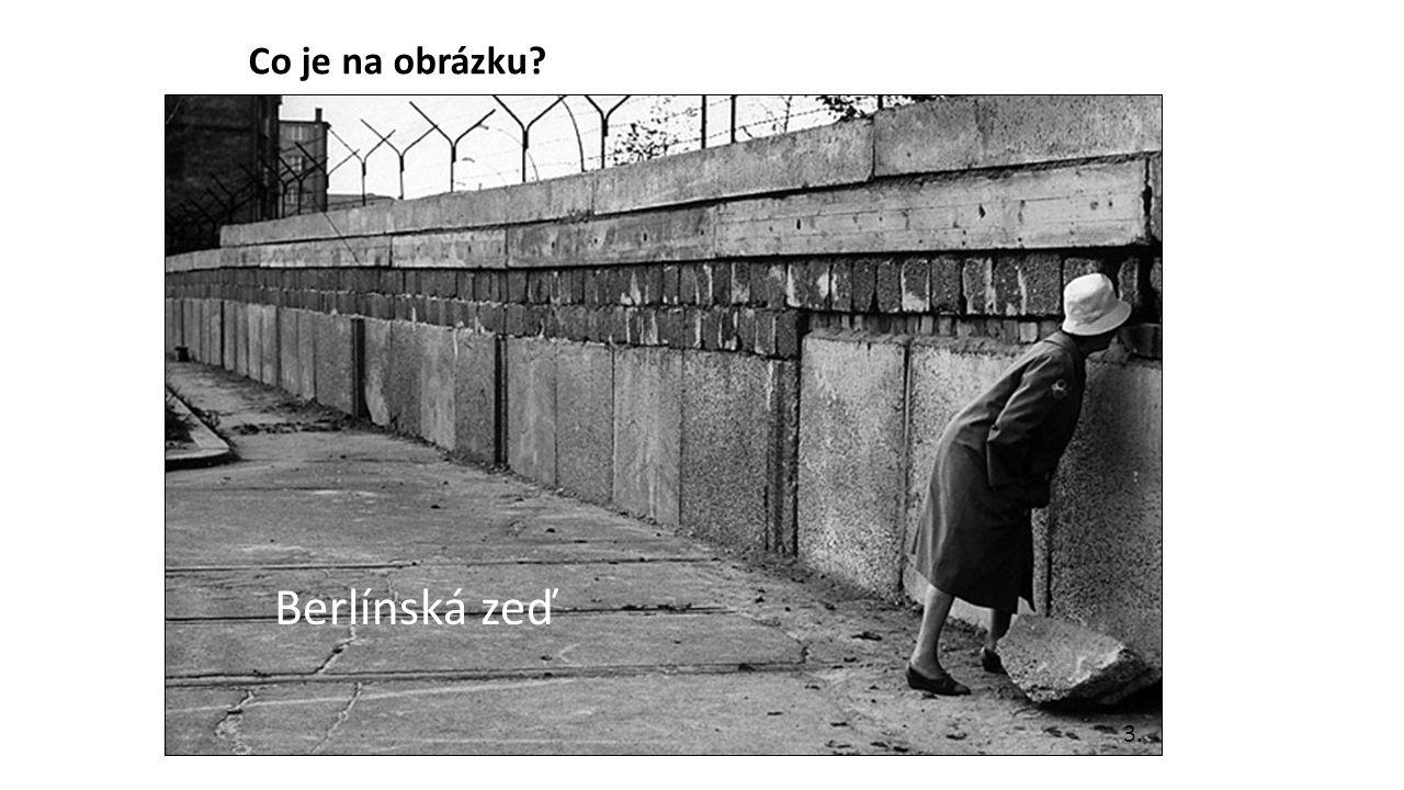Co je na obrázku Berlínská zeď 3.