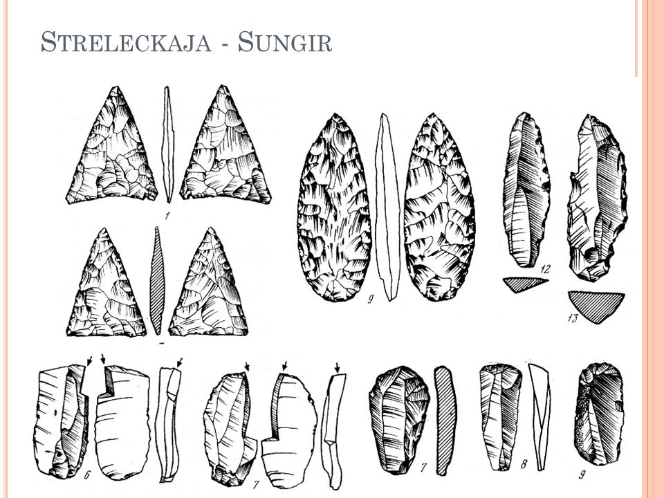 Streleckaja - Sungir