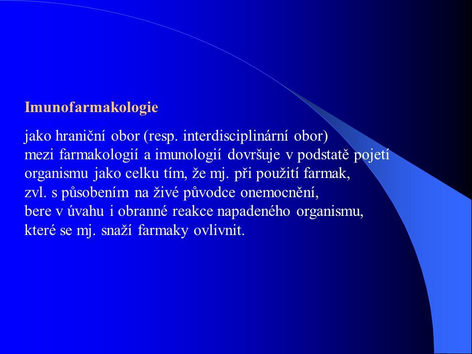Imunofarmakologie