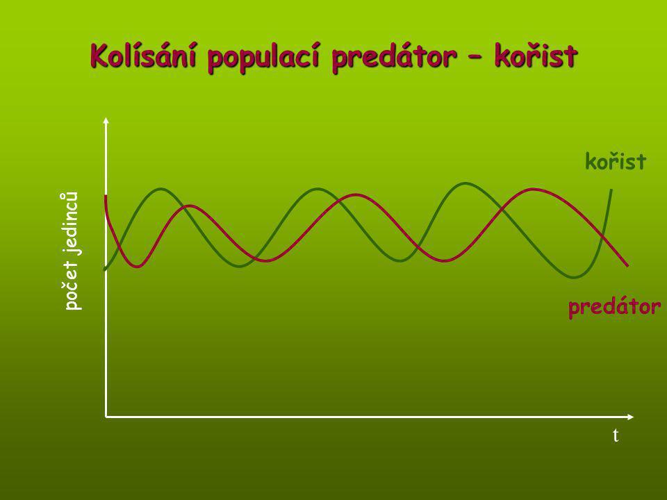 Kolísání populací predátor – kořist