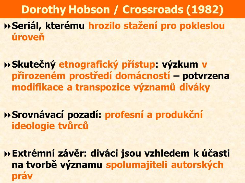 Dorothy Hobson / Crossroads (1982)