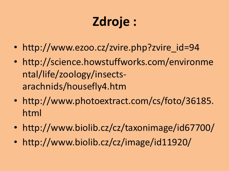 Zdroje : http://www.ezoo.cz/zvire.php zvire_id=94