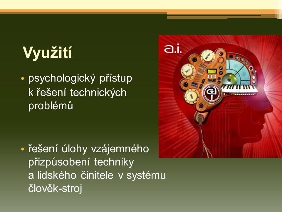 Využití psychologický přístup k řešení technických problémů