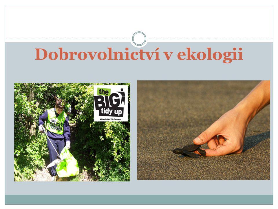 Dobrovolnictví v ekologii