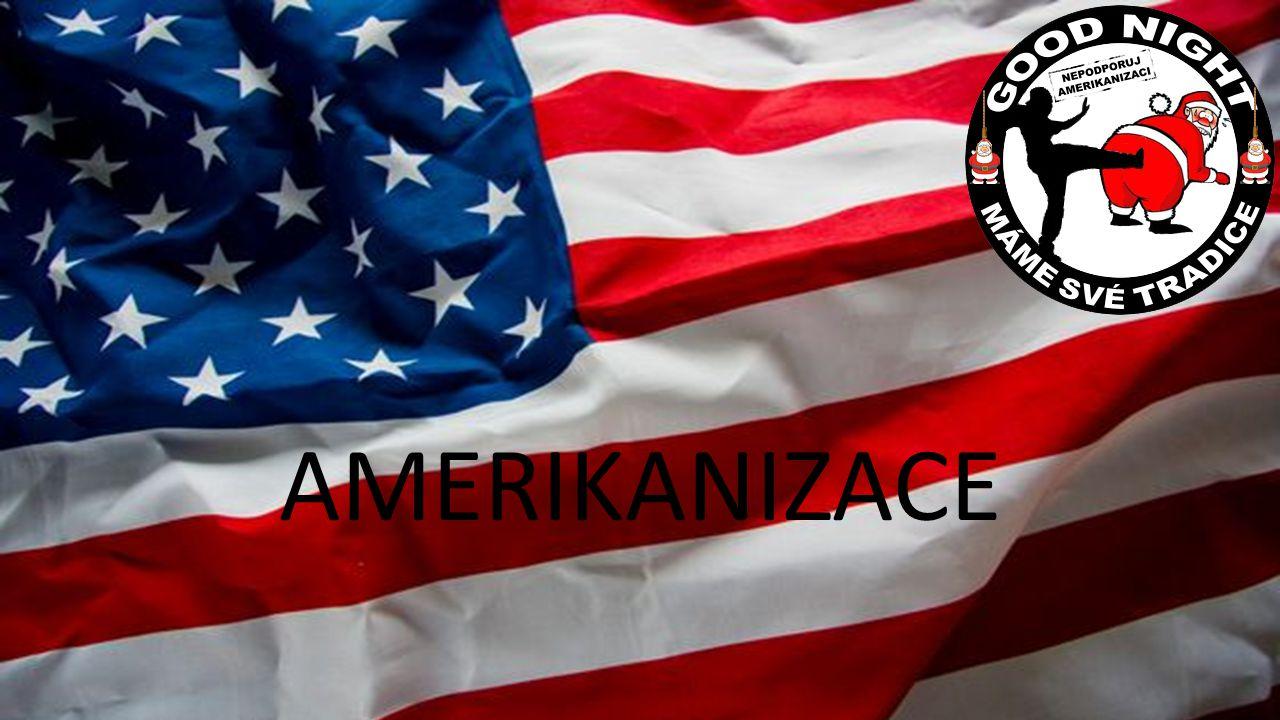 AMERIKANIZACE