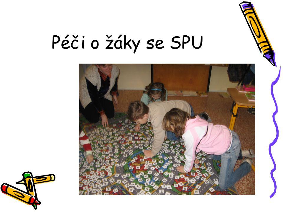 Péči o žáky se SPU