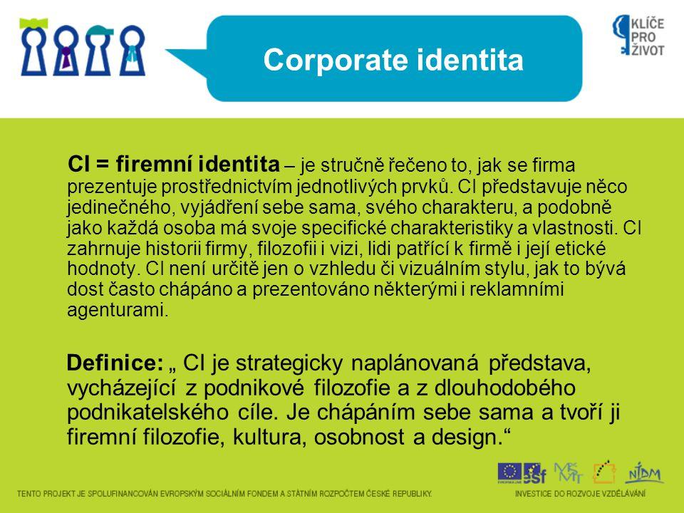 Corporate identita