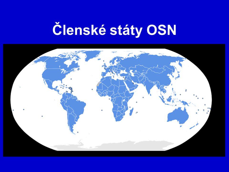 Členské státy OSN